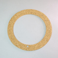 Air Filter Housing Gasket, 1955-'69 Twins, R50S & R69S