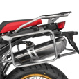Touratech Stainless Steel Pannier Racks for BMW F750GS & F850GS