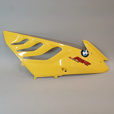 Right Side Fairing Panel for BMW S1000RR | Bright Yellow