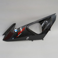 Left Side Fairing Panel for BMW S1000RR | Thunder Grey Metallic