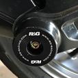 R&G Rear Axle Slider Fork Protector For BMW HP2, K Models & R Models