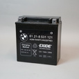 BMW Battery 12V Sealed for R1200RT(W), K1600 Bagger/GT/GTL 2017->