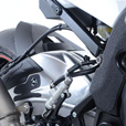 R&G Boot Guard Kit Pads For BMW S1000RR '15-'18 | 4-Grip Kit - Swingarm & Frame