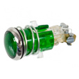 Green Indicator Control Light for 1970-1973 BMW Airheads