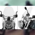 Wunderlich Touring Screen Scrambler for BMW R nineT