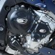 R&G Engine Case Cover Kit (4pc) For BMW S1000RR '10-'14, HP4 '13-'14, S1000R '14-'16