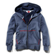 BMW Logo Hooded Sweatshirt, Kids