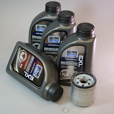 10% OFF! Complete Oil (20w50) Change Kit for Oil Heads (R11/1150/12C)