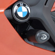 R&G Aero Style Frame Sliders For BMW F800GT '13-'18