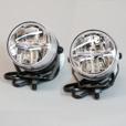 PIAA LP270 2.75 LED Fog Light Kit, SAE Compliant