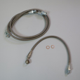 SS Brake Hose Kit, 1981-'84 R100CS Euro bar