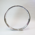 Reproduction Chrome Rim for 1955-1969 BMW Airheads