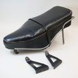 Vintage Wide Bench Seat for /2 1955-1969 BMW Airhead Twins