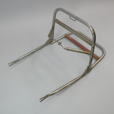 Vintage Denfield Folding Luggage Rack for 1955-1969 BMW Airheads