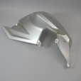 Right Side Front Fairing Panel for BMW F800R | Mineral Silver