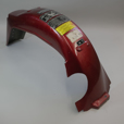 Rear Fender for BMW R80ST | Red