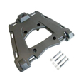 BMW Vario Top Case Mounting Plate Kit, F650GS (Twin) & F800/700GS (-> June, 2014)