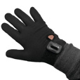 Warm & Safe Heated Rider Glove Liners, Men's