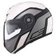 Schuberth C3 Pro Helmet, Observer White