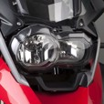 Ztechnik Polycarbonate Headlight Guard, R1200GS & Adv 2013-> Watercooled